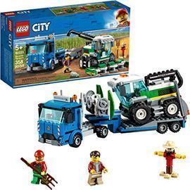 LEGO City Great Vehicles Harvester Transport Building Kit