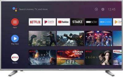 Sharp 58 LC-58Q620U 4K Ultra HD Dolby Vision Smart LED HDTV