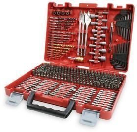 Craftsman Speed-Lok 300-Piece Drill Bit Accessory Kit