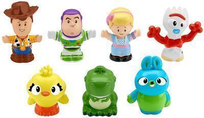 Toy Story 4 Little People 7-Friends Pack