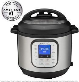 Instant Pot 6qt Duo Nova 7-in-1 Pressure Cooker