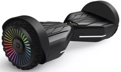Jetson Strike Hoverboard