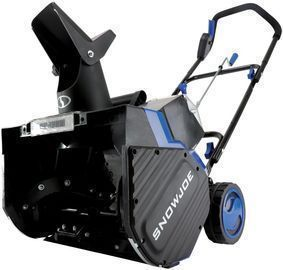 Snow Joe 18 48V Cordless Electric Snow Blower w/2 Batteries