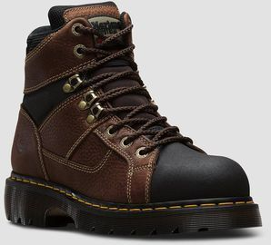 Dr. Martens Iron Bridgett Steel Toe Boot