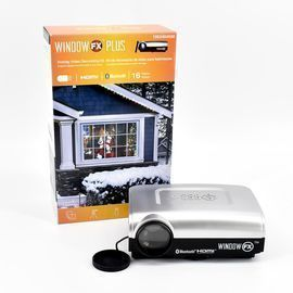 Window FX Plus Holiday Video Projector Kit