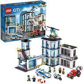 LEGO City Police Station 60141 Building Kit