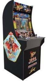 Final Fight Arcade1Up Cabinet