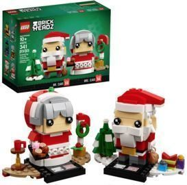 LEGO BrickHeadz Mr. & Mrs. Claus