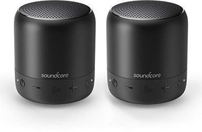 Anker Soundcore Mini 2 Pocket Bluetooth Speaker 2-Pack