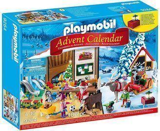 Playmobil Santa's Workshop Advent Calendar