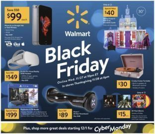 Walmart Black Friday Ad Posted!