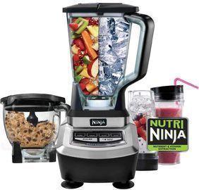 Ninja BL780 Supra Kitchen Blender System with Food Processor