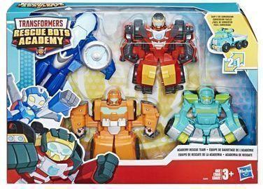 Playskool Heroes Transformers Rescue Bots Academy Team