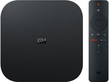 Xiaomi Mi Box S Android TV Streaming Player + Vudu Credit