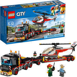 Lego City Heavy Cargo Transport 60183 Toy Truck Building Kit