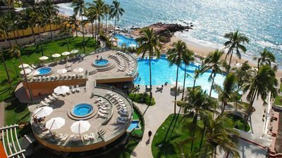 Sunset Plaza Beach All-Inclusive Resort in Puerto Vallarta
