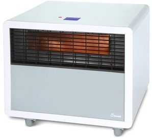 Crane 1500W Infrared Space Heater w/ Quartz Heating Element