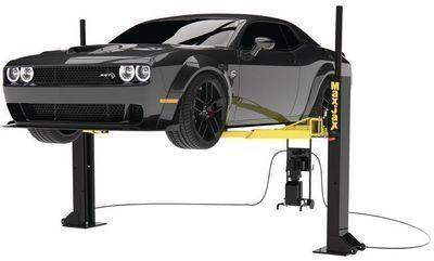 Dannmar MaxJax 6,000 lb. 2-Post Portable Car Lift