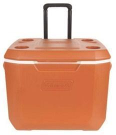 Coleman 50-Qt. Xtreme 5-Day Heavy Duty Cooler w/ Wheels