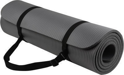 Everyday Essentials All-Purpose 1/2-Inch Yoga Mat