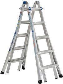 Werner 22' Reach 5-in-1 Telescoping Aluminum Ladder