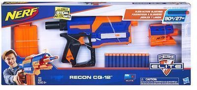 Nerf Recon CQ-12 Elite Blaster