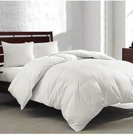 Royal Luxe Goose Feather & Down 240-Thread Count Comforter