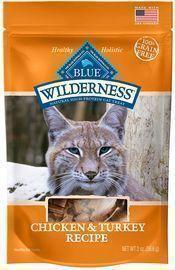 Blue Buffalo Wilderness Grain Free Cat Treats