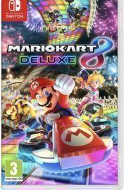 Mario Kart 8 Deluxe (Nintendo Switch - Region Free)