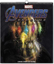 2020 Marvel Avengers: Endgame SE Wall Calendar