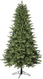 GE 7' Pre-lit Asheville Fir Artificial Christmas Tree