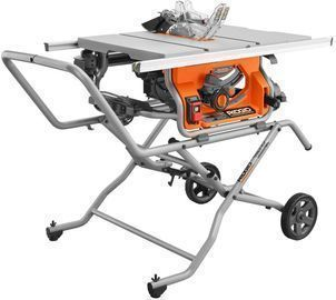 Rigid 10 Pro Jobsite Table Saw with Stand