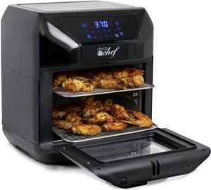 Deco Chef 7-in-1 Digital 10.5QT Air Fryer Convection Oven
