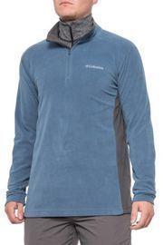 Columbia Sportswear Men's Pine Ridge Zip Neck Fleece Jacket