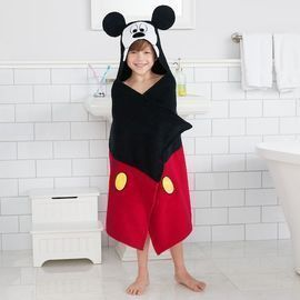 Disney's Mickey Mouse Bath Wrap by Jumping Beans