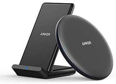 Anker Wireless Chargers Bundle, PowerWave Pad & Stand 10W
