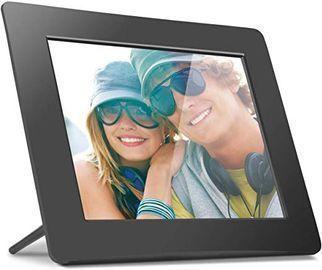 Aluratek 8 LCD Digital Photo Frame (ADPFD08F)