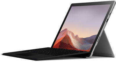 Microsoft 12.3 Multi-Touch Surface Pro 7 Platinum Bundle