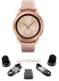 Samsung Galaxy Watch 42mm (Rose Gold, Open Box)