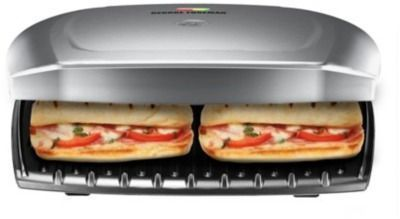 George Foreman Electric Indoor Grill & Panini Press GR2144P