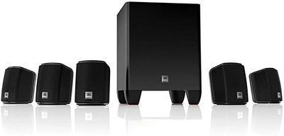 JBL Cinema 510 5.1 Speaker System (Refurbished)