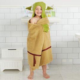 Star Wars Home Yoda Bath Wrap