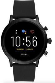 Fossil Carlyle Stainless Steel Touchscreen Smartwatch