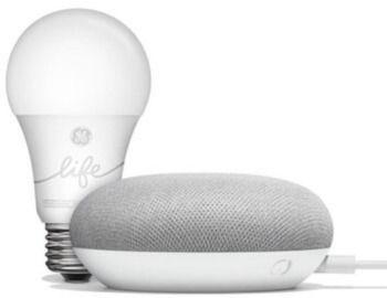 Google Smart Light Starter Kit Bridge Home Automation Hub