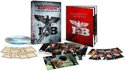 Inglourious Basterds 10th Anniversary Blu-Ray Gift Set