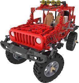 K'nex Jeep Wrangler Building Set