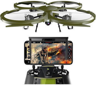 Kolibri Tactical Quadcopter w/ WiFi