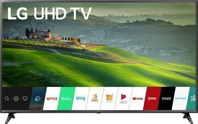 LG 65 UM6900PUA Series 2160p Smart 4K UHD TV w/ HDR
