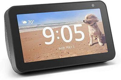 Echo Show 5 Compact Smart Display w/Alexa, Charcoal