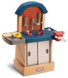 Little Tikes Little Tikes Tough Workshop Building Toys